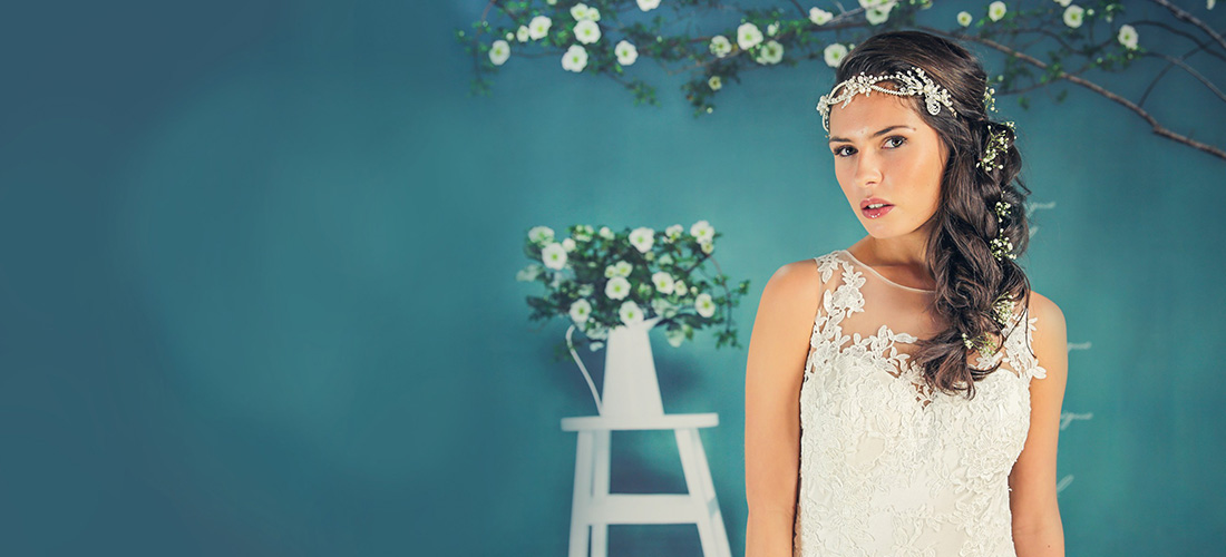 Victoria Kay bridal gown