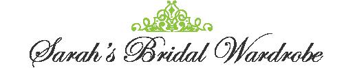 Sarah's Bridal Wardrobe Logo
